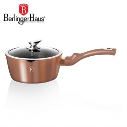 RONDEL 1.3L 16CM BERLINGER HAUS METALLIC LINE ROSE GOLD BH-1524-N